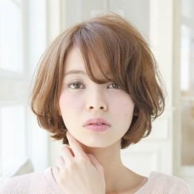 柔らかアッシュベージュ×ニュアンスカール souRiLe   Jiyugaoka