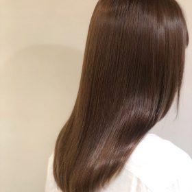 年齢と共にふえる髪のうねり